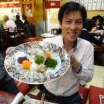 博多料亭「稚加榮」で2015年を締めくくるお食事会を楽しくしてきました!