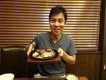 ミシュラン一つ星「キャラバン」で家族と伊万里牛ステーキを楽しむ☆