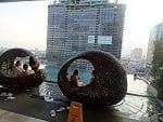 バンコクのハイコスパホテル☆イースティングランドホテルサトーンでリゾート感を満喫!