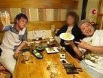 福岡芸人のさくらミントカフェの大塚さんと「活粋」で飲んできました!
