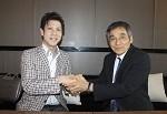 「福岡の地域を盛り上げる中小企業の社長」として月刊企業情報誌の取材を受けました!