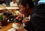 福岡グルメを満喫☆博多炉端魚男(フィッシュマン)で海洋の神 ポセイドーンと格闘!?