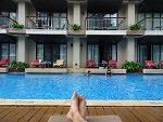 プーケットパトンエリアのハイコスパホテル!バーンランマイでリゾート気分を満喫♪