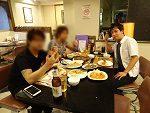 タイ料理を食べ比べ!ブルーエレファントやバナナハウスのローカルグルメに大満足☆