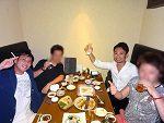 居酒屋くーたで中国輸入転売専門家の加藤賢(さとし)さんとディナーしてきました!
